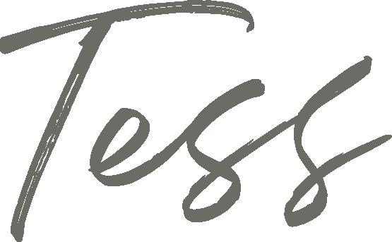 Hi, I'm Tess