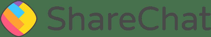 Coloured ShareChat Logo