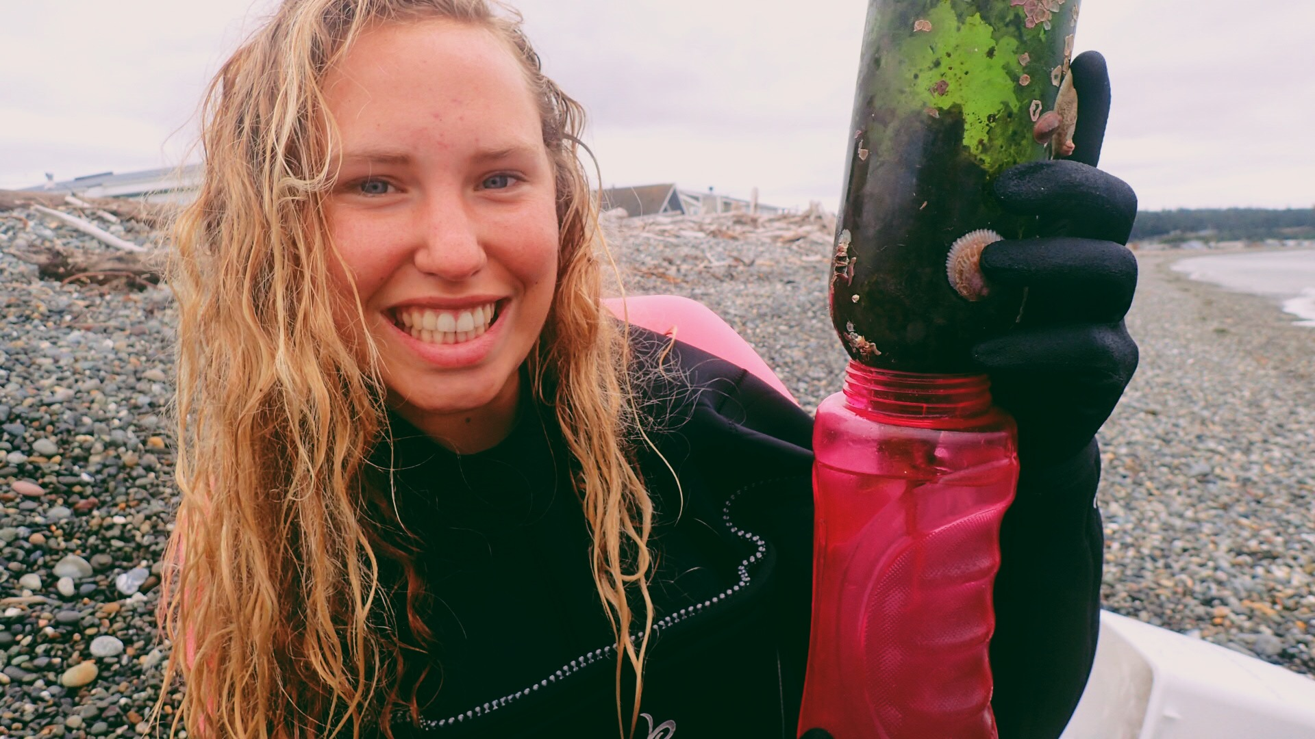 Undergraduate Studies Octopus in Puget Sound Submitted By Maggie MacMahon
