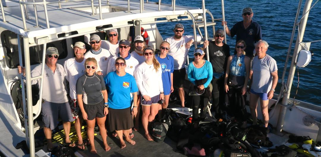 Cayman Islands Grouper Moon Project 2018 Report by Lynn Waterhouse