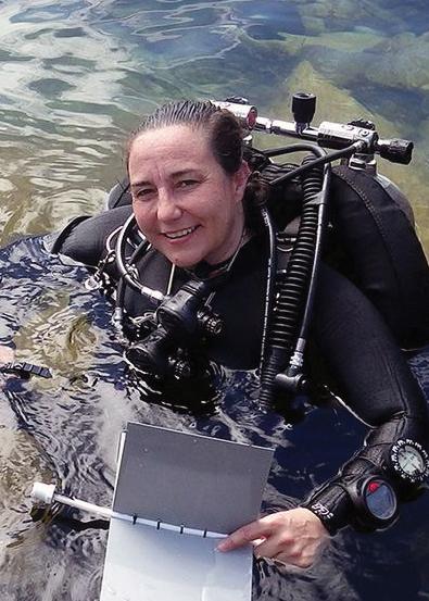 Patricia Beddows, Ph.D.