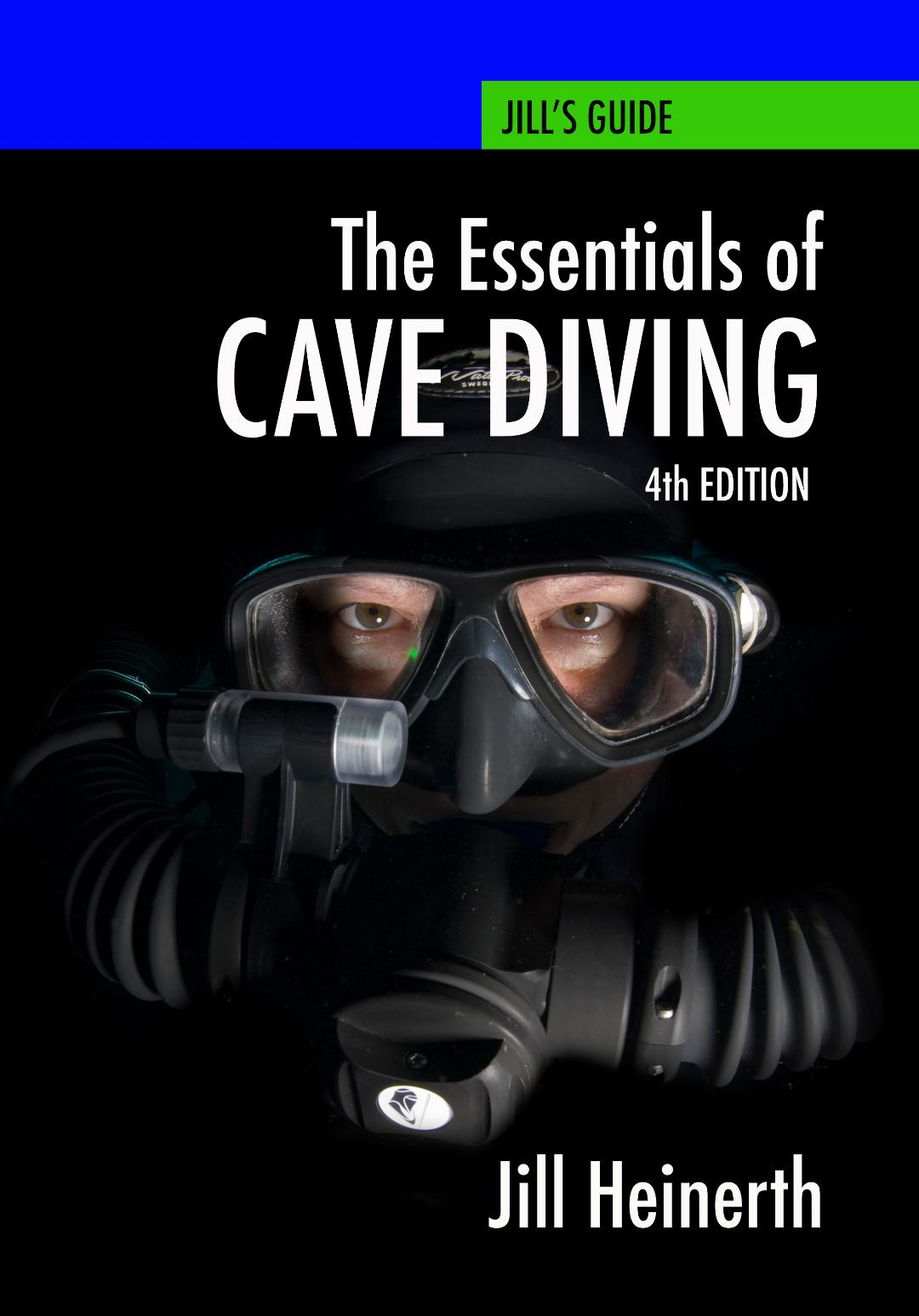 The Essentials of Cave Diving (softcover book)