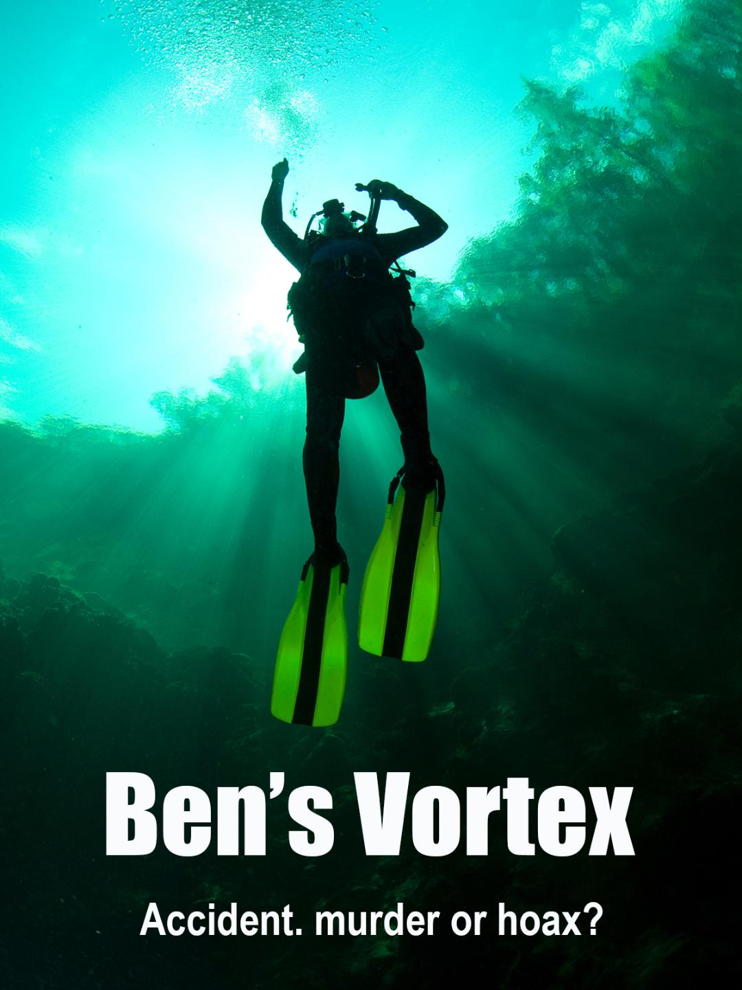 An Investigative Documentary Ben's Vortex (DVD)