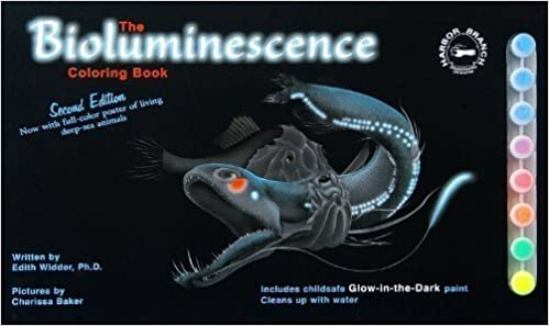 The Bioluminescence Coloring Book