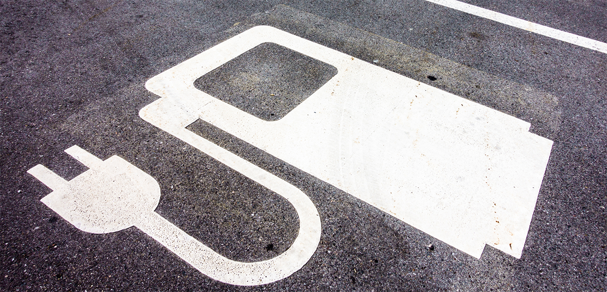 electric-vehicle-sign