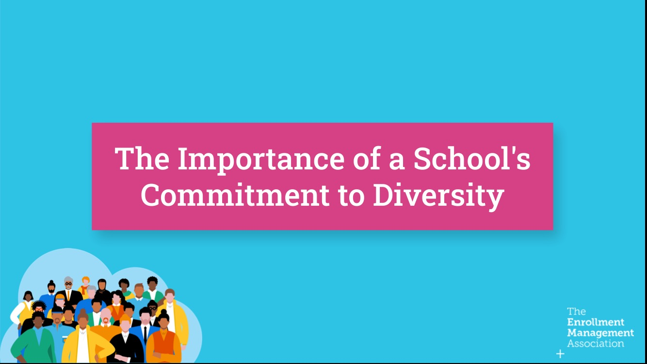 The Importance of a School's Commitment to Diversity