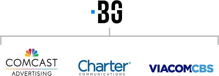 Blockgraph is owned by Comcast NBCUniversal, Charter Communications, Inc. and ViacomCBS Inc