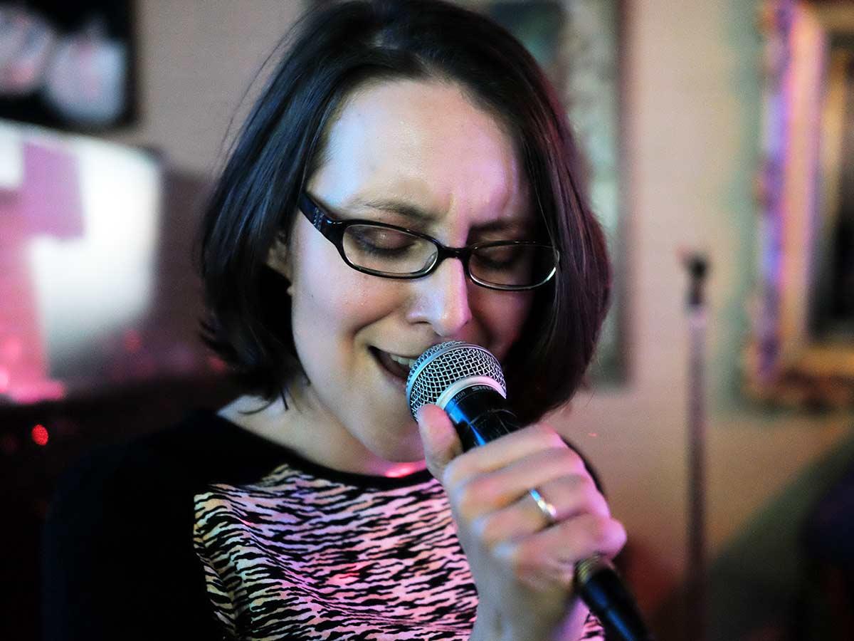Karaoke with Misty Weaver