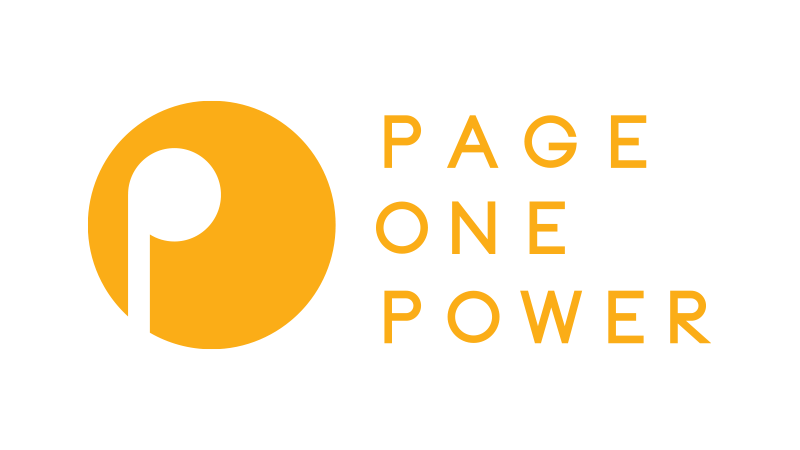 Page One Power