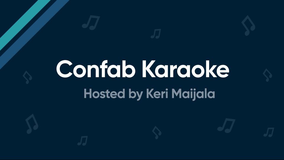 Confab Karaoke