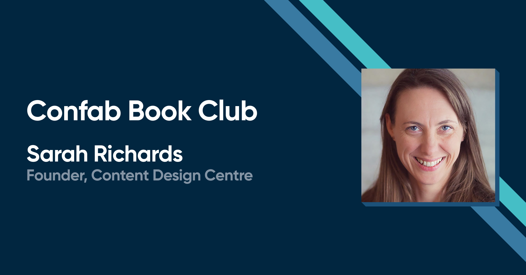 Confab Book Club with Sarah Richards
