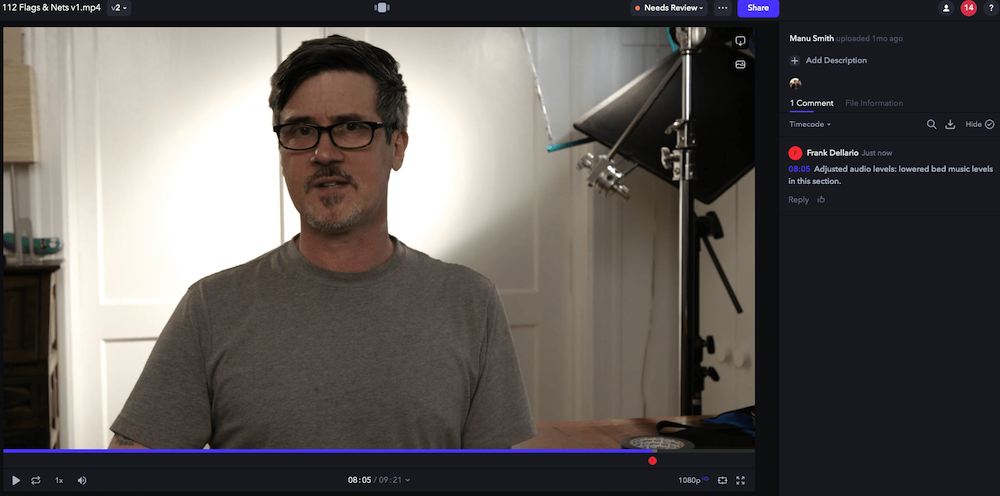 Frank Dellario, Video Producer at Pixel Valley Studio