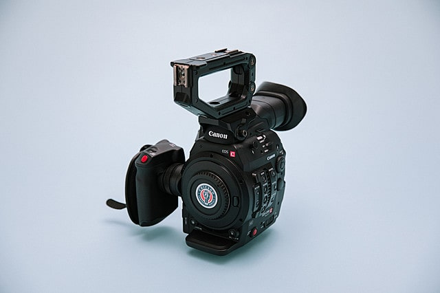 The Canon EOS C300 Mark II - Most Rented ShareGrid Equipment 2019