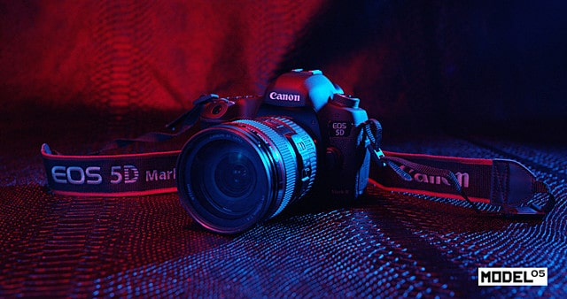 The Canon EOS 5D Mark III - Most Rented ShareGrid Equipment 2019