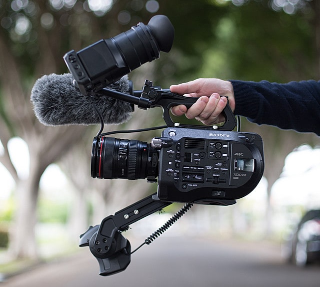The Sony PXW-FS7 XDCAM Super 35 Camera - Most Rented ShareGrid Equipment 2019