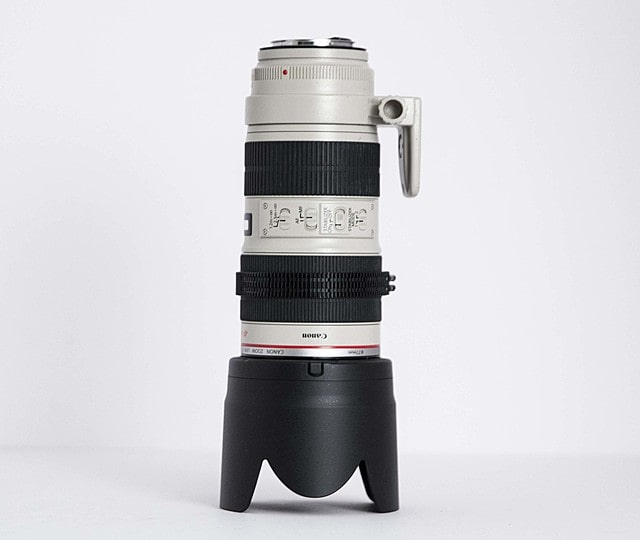 The Canon EF 70-200mm f/2.8 L IS II USM - Most Rented ShareGrid Equipment 2019