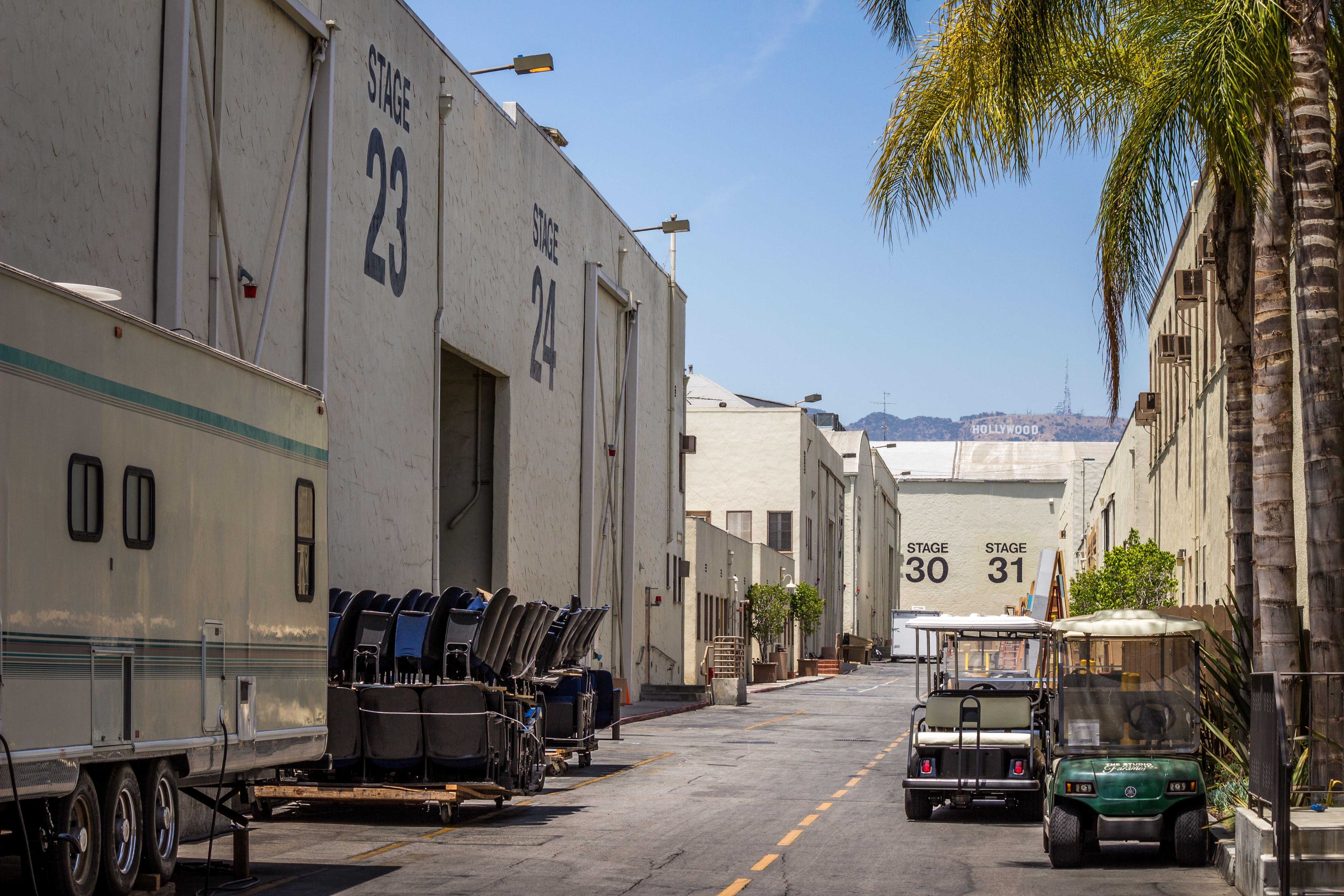 California Film Tax Credits - Hollywood Studio Zone - Wrapbook