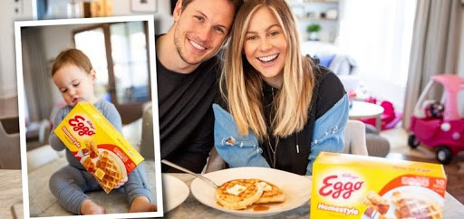 Best Experiential Events of 2021 - Eggo Marketing Campaign - Wrapbook