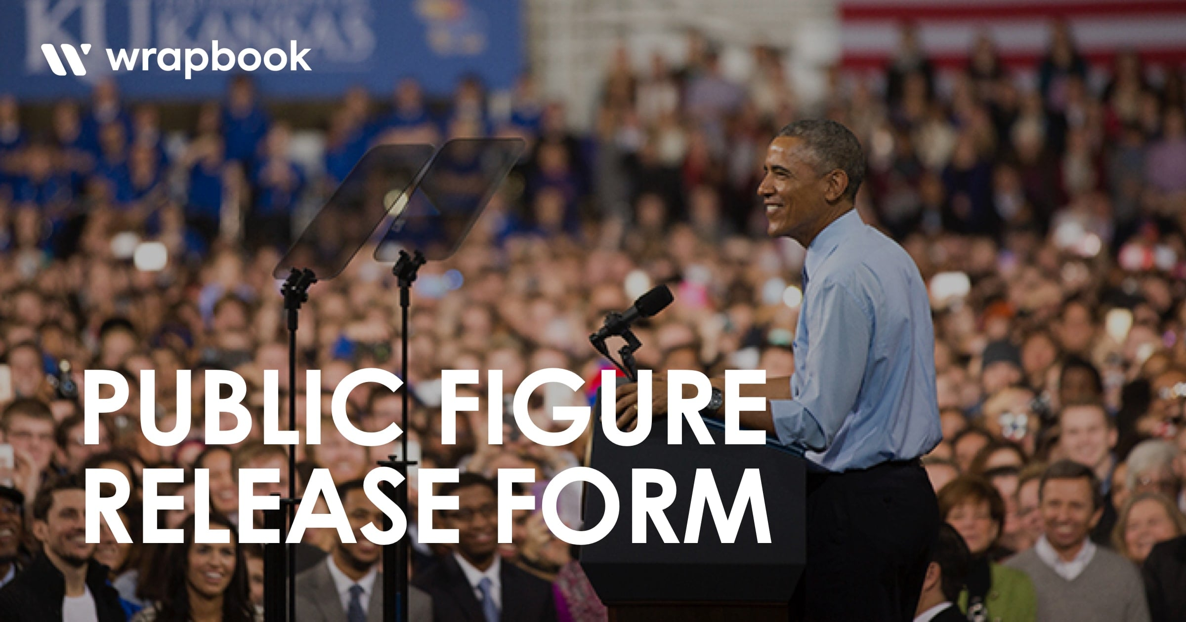Model Release Form - Public Figure Release - Wrapbook