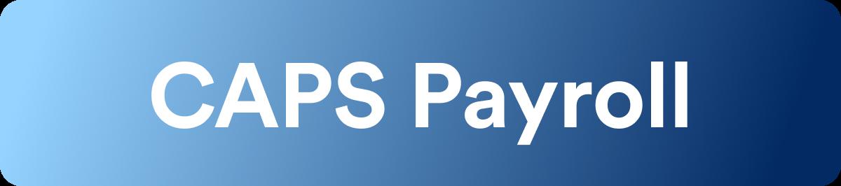 Best Entertainment Payroll Services - CAPS Payroll - Wrapbook