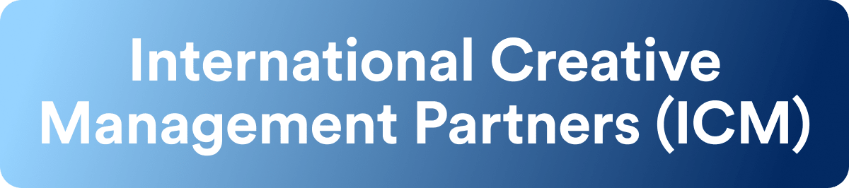 Talent Agencies - ICM Partners - Wrapbook