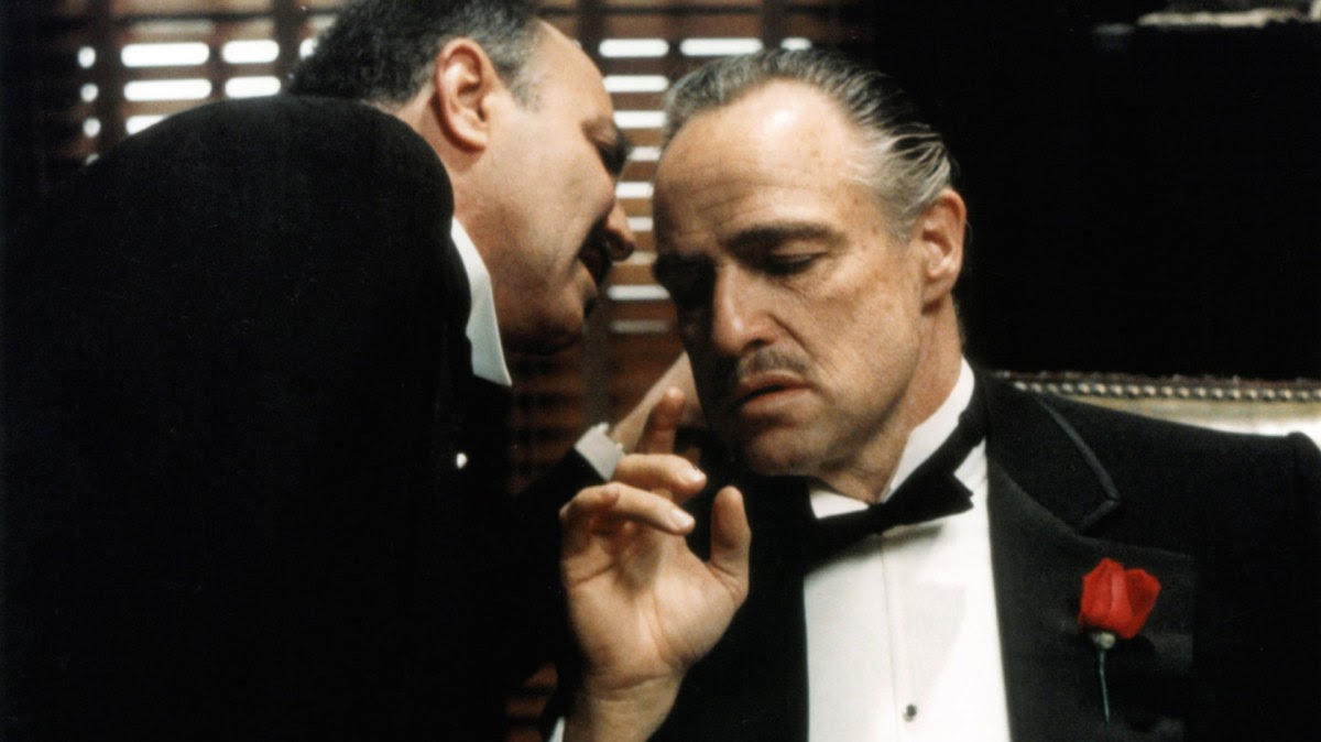 Shopping Agreement - The Godfather Image - Wrapbook