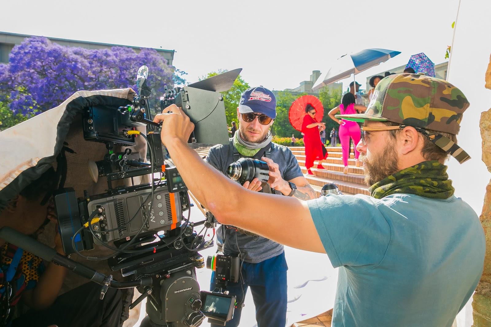 Film Crew Positions - Camera Department - Wrapbook