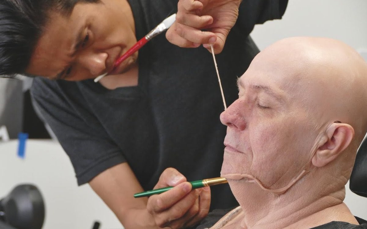 Film Crew Positions - Special Effects Make Up Artist - Wrapbook