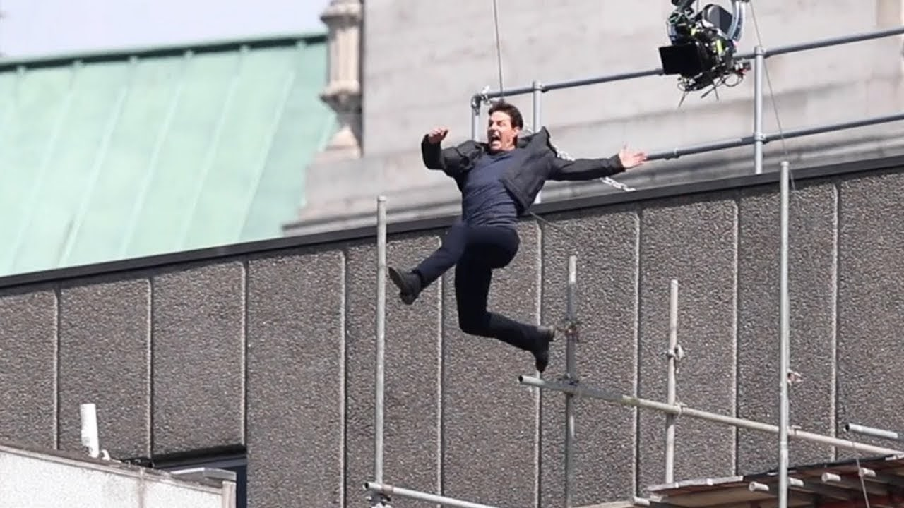 Film Crew Positions - Stunt Doubles - Wrapbook