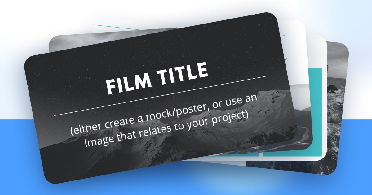 How to Find Film Investors - Pitch Deck Template - Wrapbook