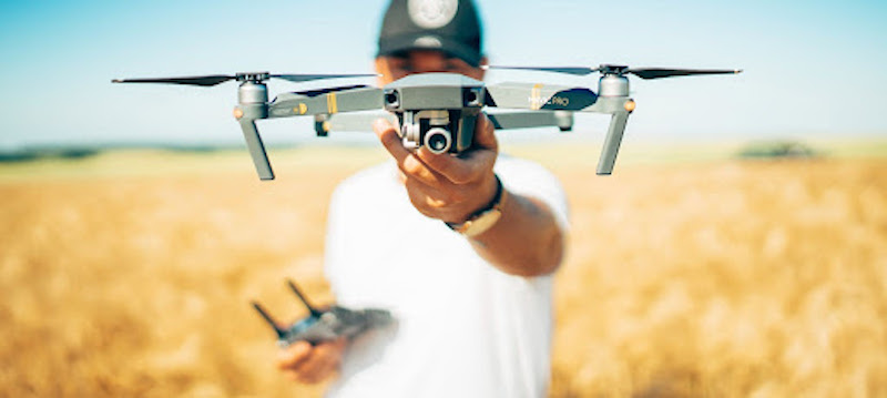 Drone Insurance - Commercial Drone Insurance - Wrapbook