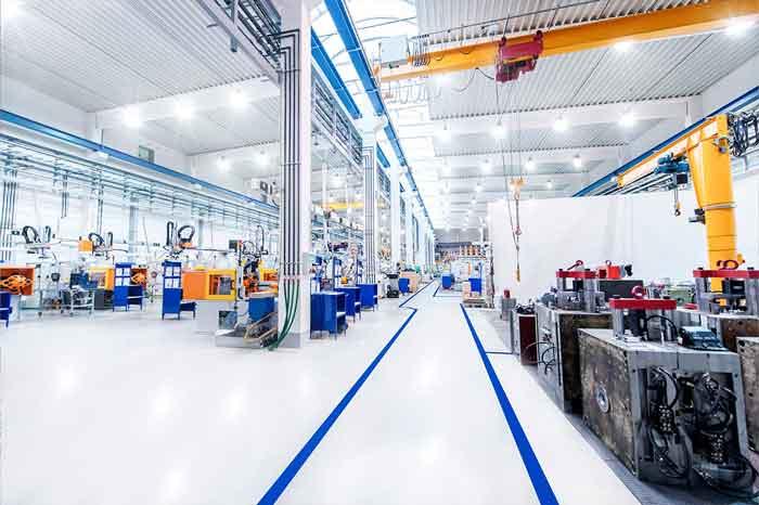 Krauss Maffai factory image