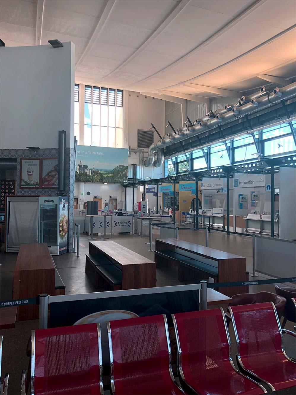 Project: Memmingen Airport