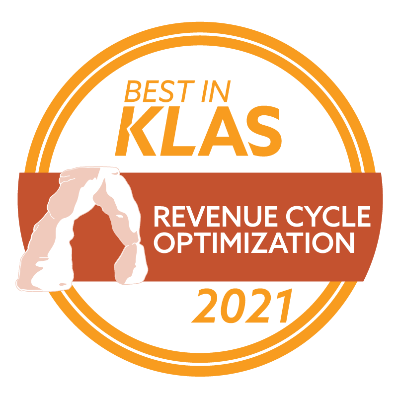 Best in KLAS 2021 Revenue Cycle Optimization