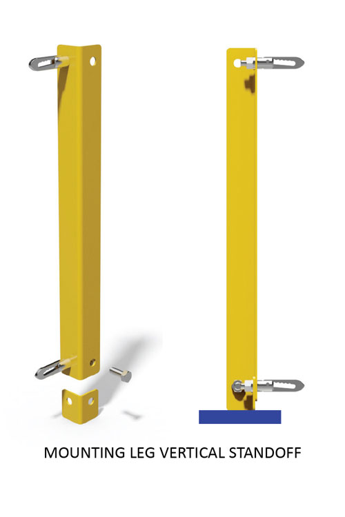 Mounting Leg Vertical Standoff