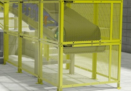 Modular Barrier Guards