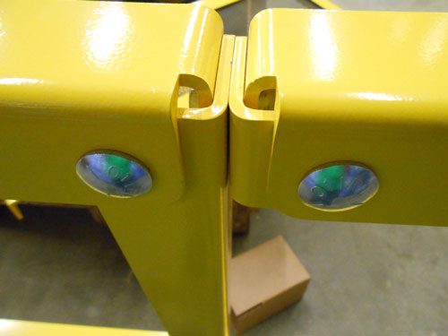 Modular Handrail Front View