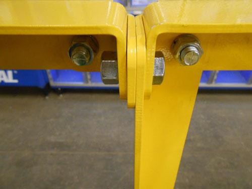 Modular Handrail Detailed View