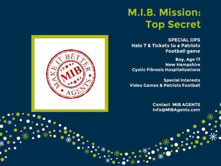 Top Secret MIB Mission