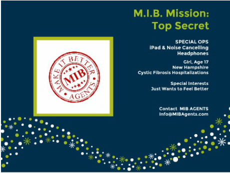 Top Secret MIB Missions