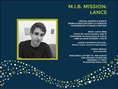 lance MIB missions