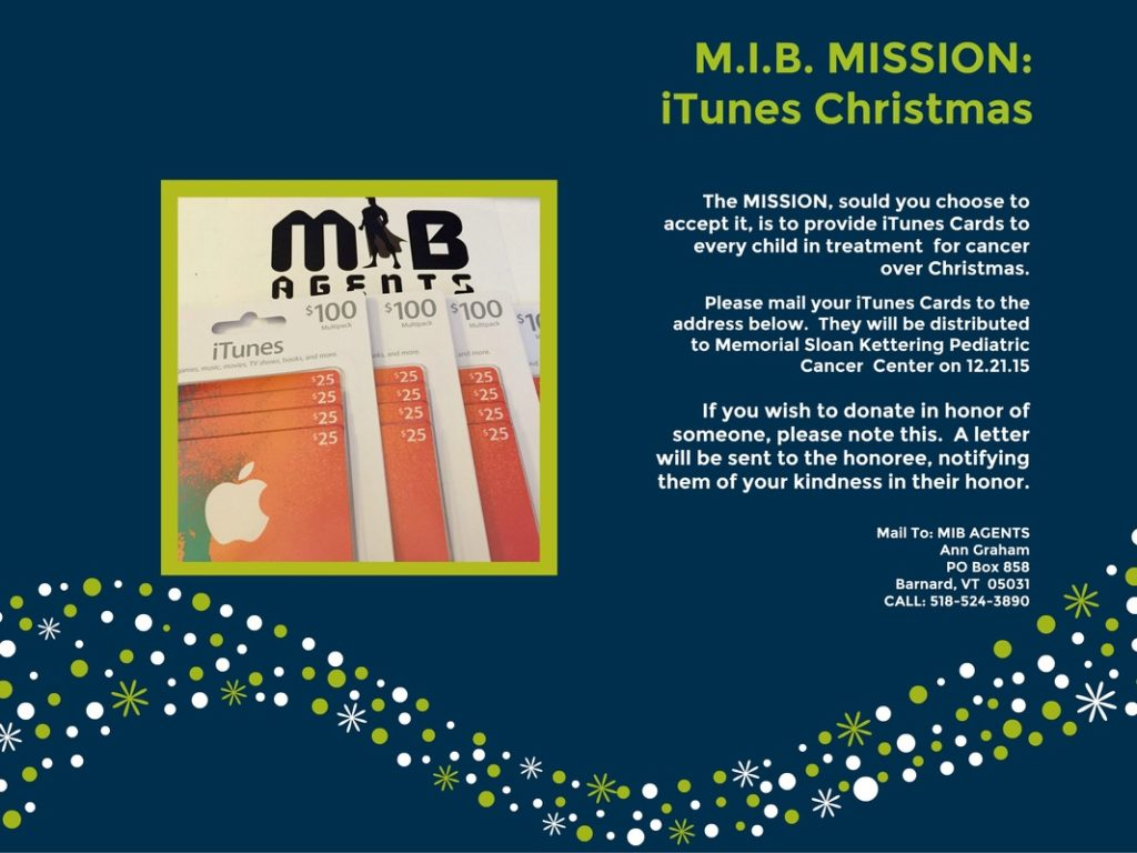 MIB Missions