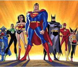 What Superheroes Have in Common