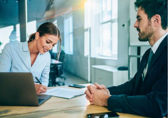 Business receivable financing