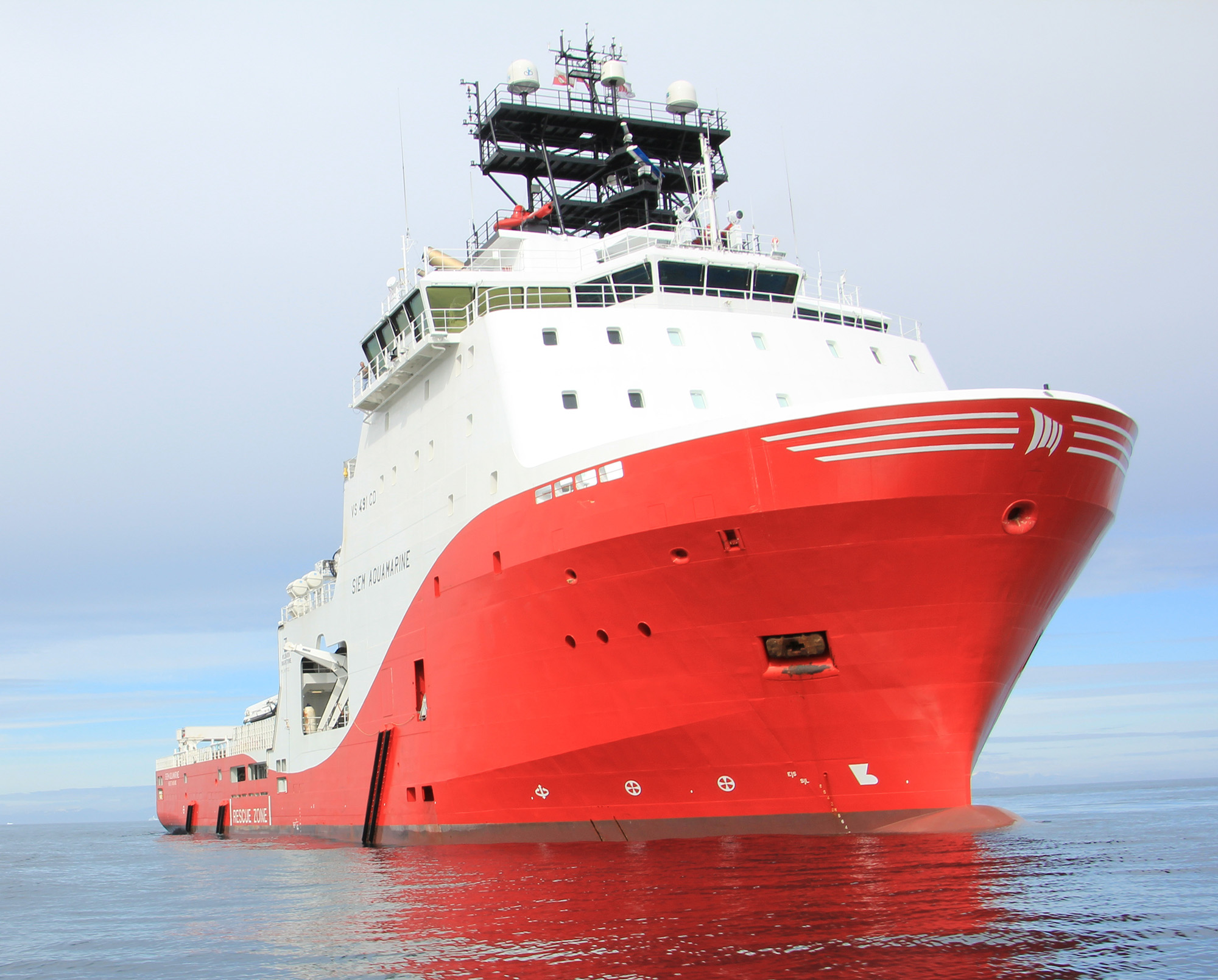 Siem Offshore wins Australia-contract