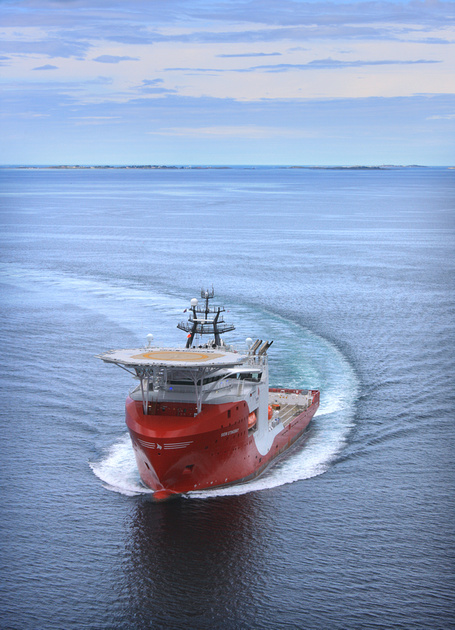 Wind contract secured for Siem Stingray