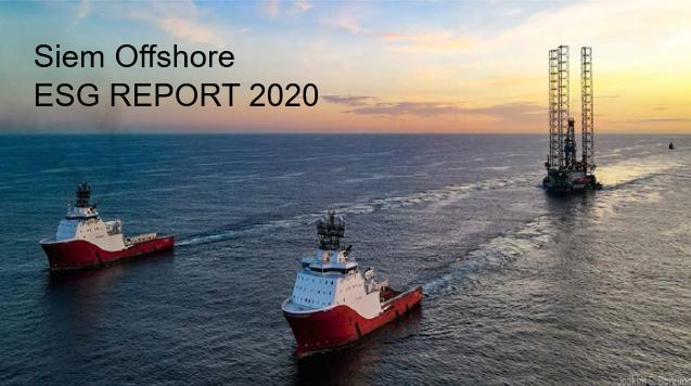 Siem Offshore - ESG Report 2020