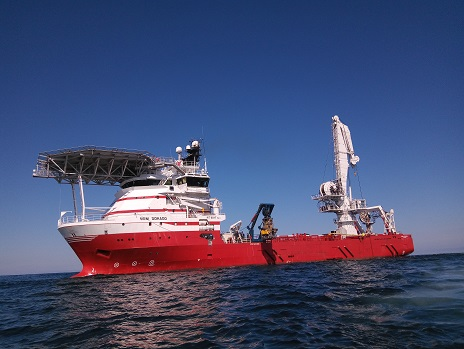 Contract award for MPSV Siem Dorado