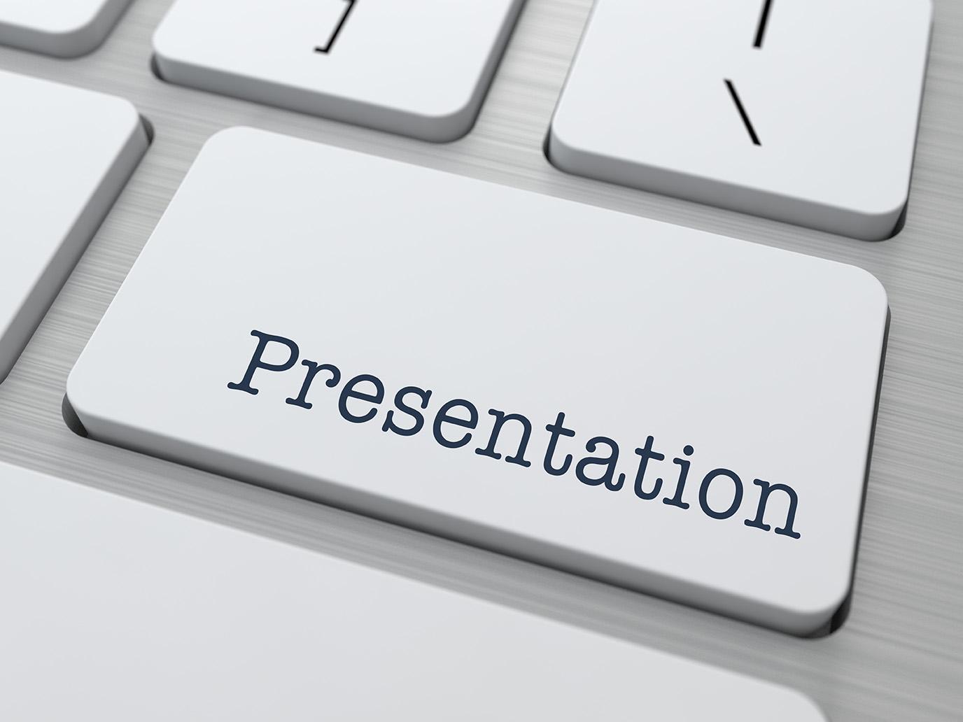 Presentation of the First Quarter 2021