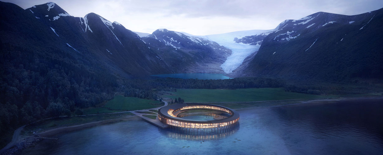 The coolest hotel ever?